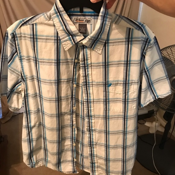 urban pipeline Other - Urban Pipeline button up